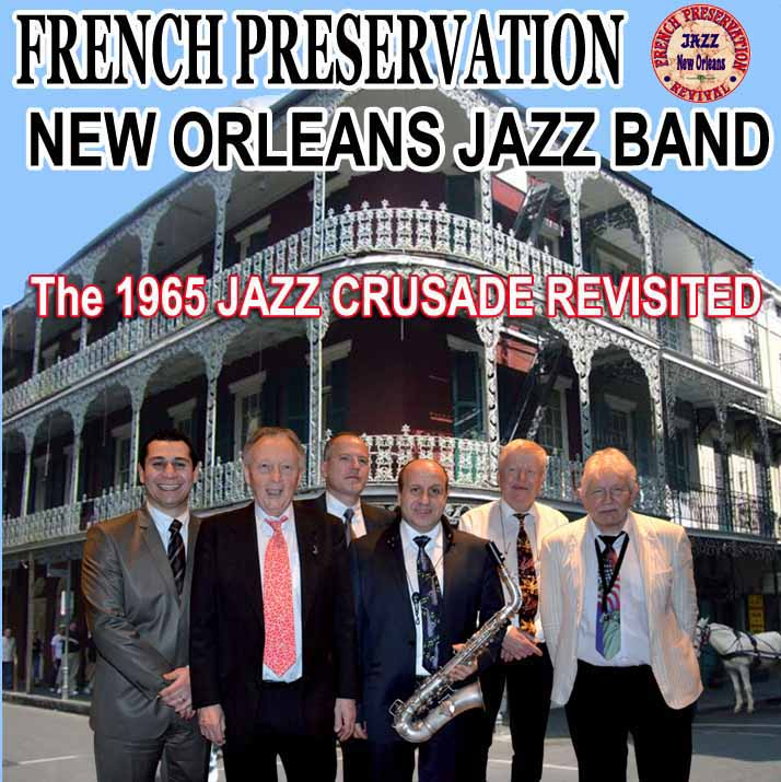 fpcd 25 groupe jazz new orleans
